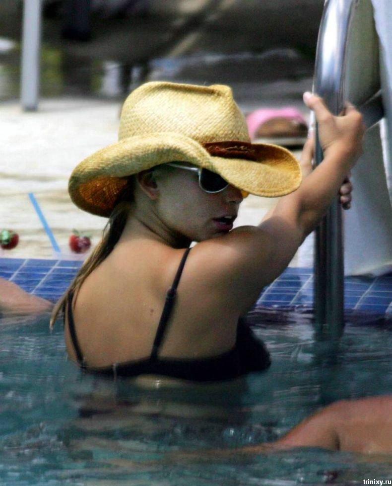 Джессика Симпсон (Jessica Simpson) в бикини (4 фото)