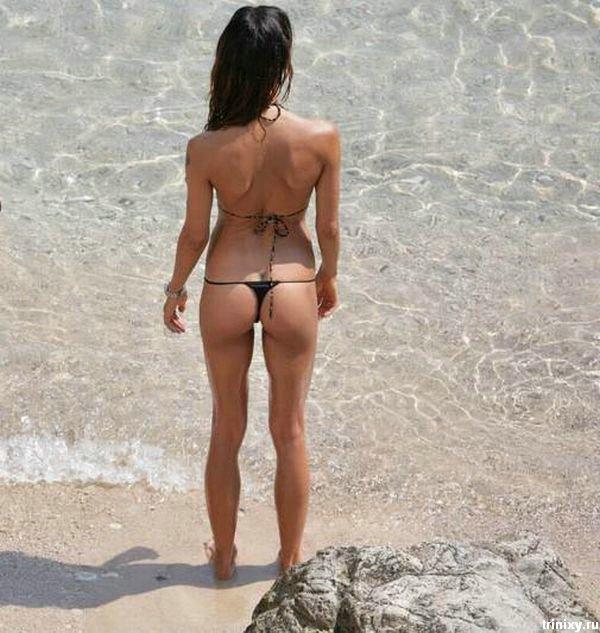 32-летняя хорватская модель и бывшая Мисс Хорватия, Нина Морич (Nina Moric) (7 фото)