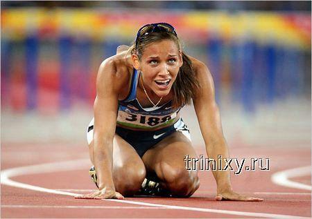 Стоп-кадр. Лица спортсменов на Олимпиаде (34 фото)