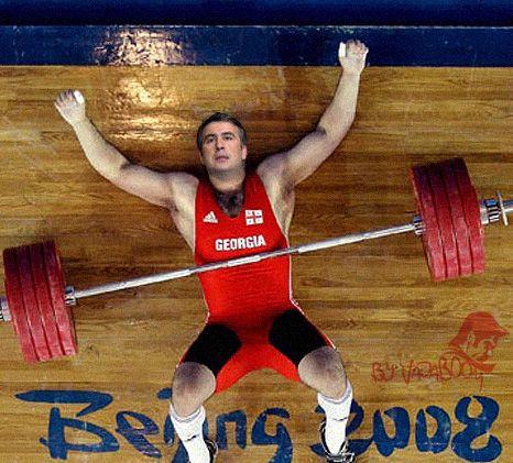Фотожаба про политиков на Олимпиаде (11 работ)