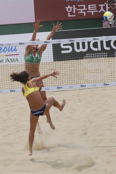 Девушки олимпийского турнира по волейболу (67 фото)