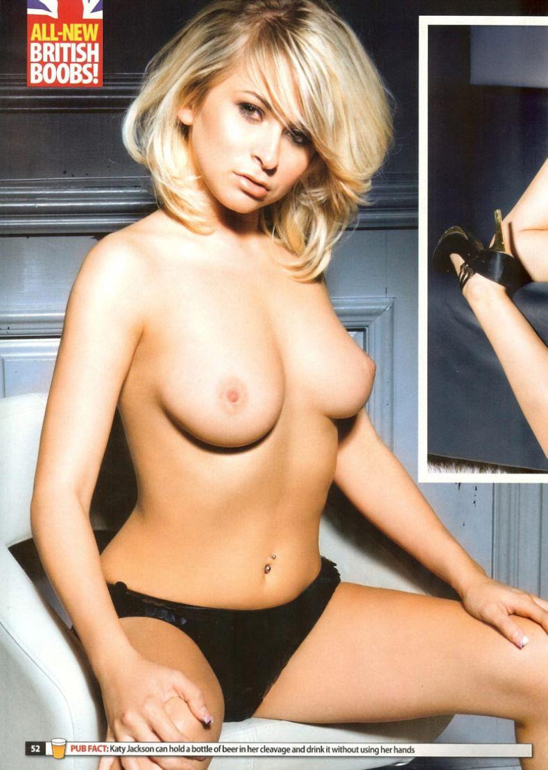 Лучшая новая британская грудь (15 фото)