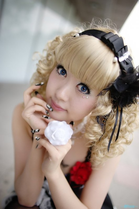 Японская девочка (151 фото) SwTeam.info.