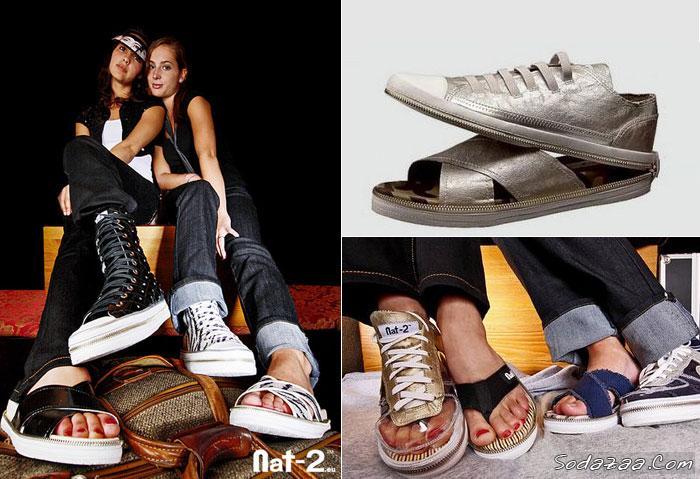 Обувь-трансформеры (11 фото)