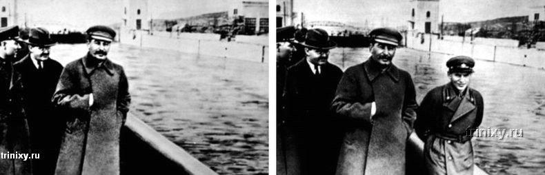 50 самых известных в истории манипуляций с фотографиями (много фото)