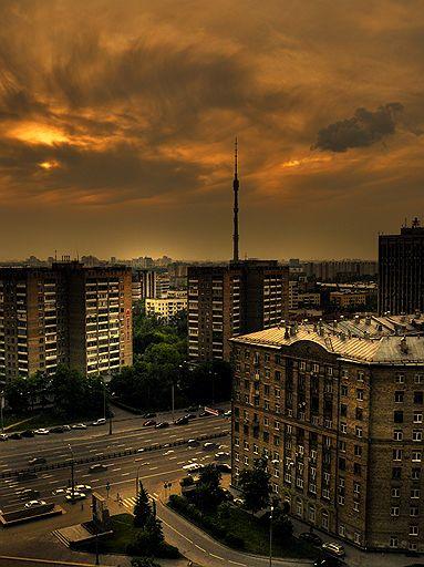 Разыскивается Москва (51 фото)