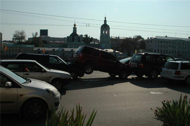 Вчера на Москворецкой набережной (3 фото)