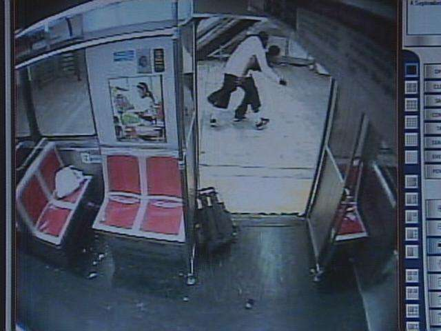 Нападение с молотком (14 фото + видео)