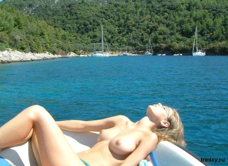 А стоило всего лишь раз покататься на лодке... (11 фото) НЮ