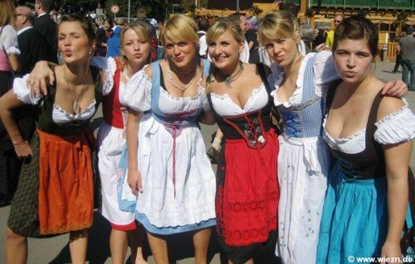 пьяные немки фото
