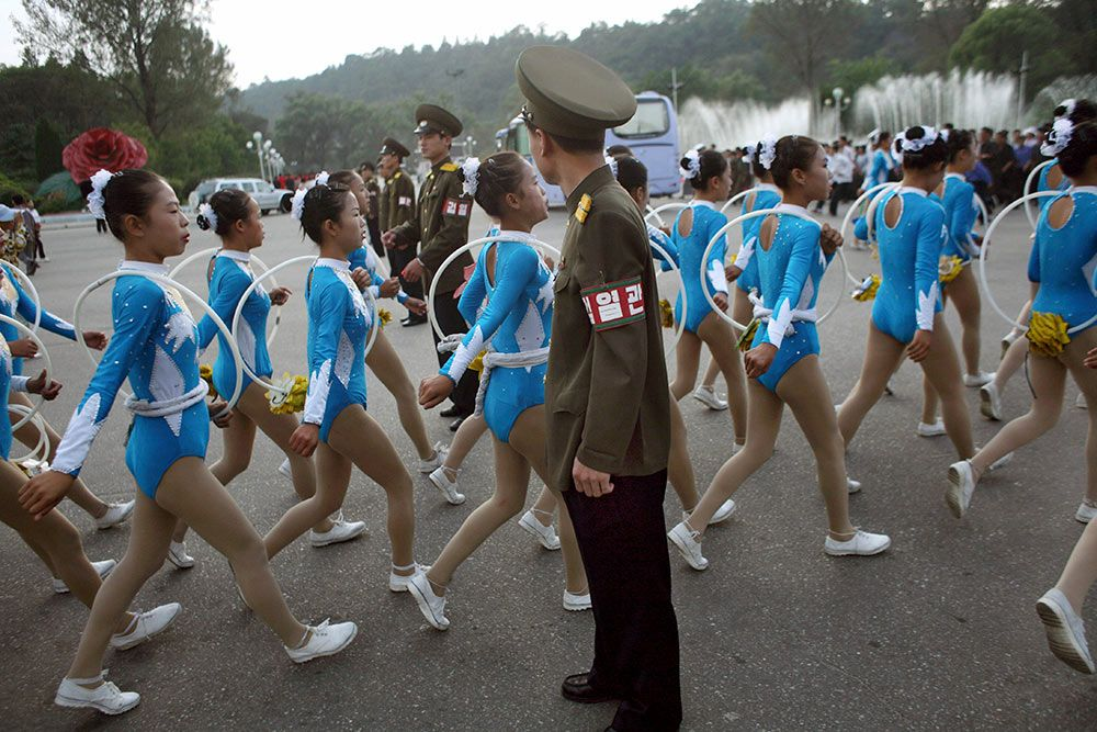 фото приколы это северная корея царь зверей картинки