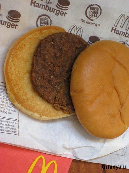 12-летний гамбургер (3 фото)
