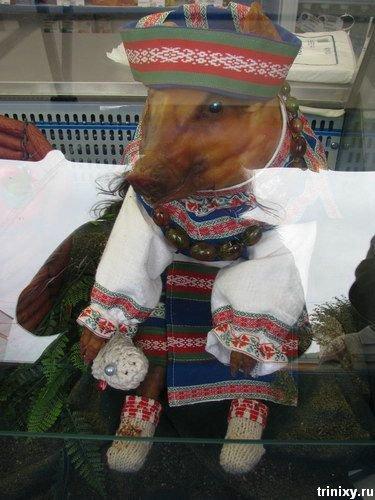 Забавные фотографии из Белоруссии (110 фото)