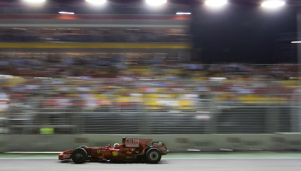 Гран При Сингапура (25 фото)