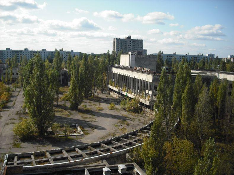 данный город на украине припять фото большинстве