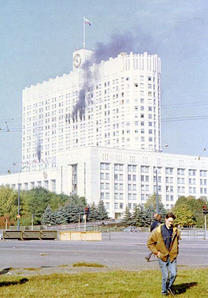 Конституционный кризис 1993 года. Прошло 15 лет (87 фото)