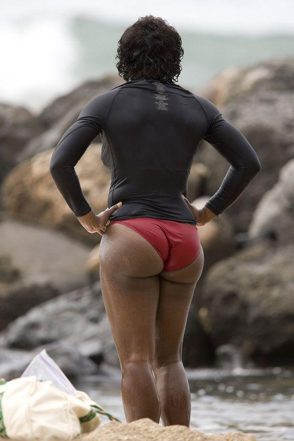 Ого. Серена Уильямс... большая (16 фото)