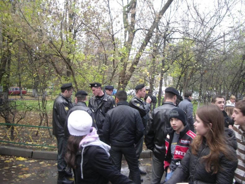 Митинг в память об Ане Бешновой (26 фото)