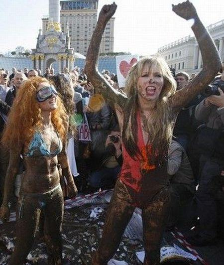 Акция в Киеве (21 фото)