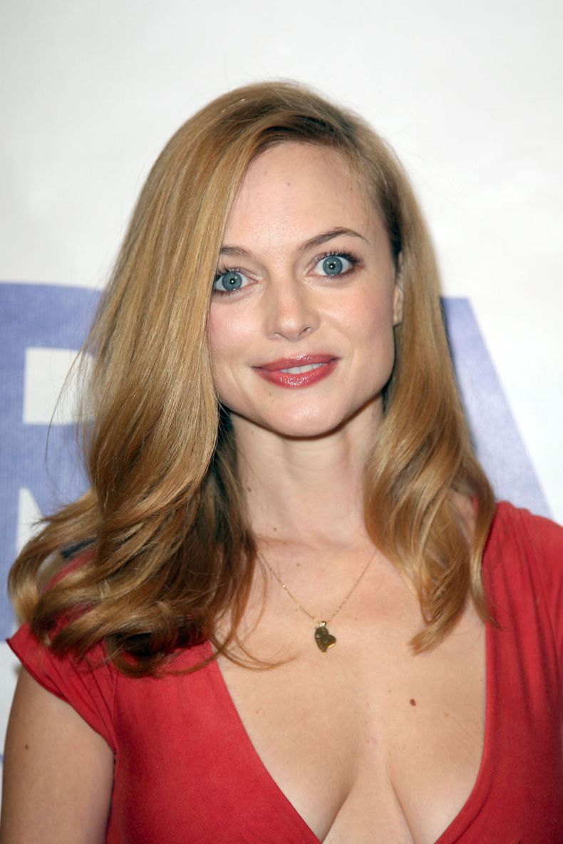 Heather Graham (6 Фото)