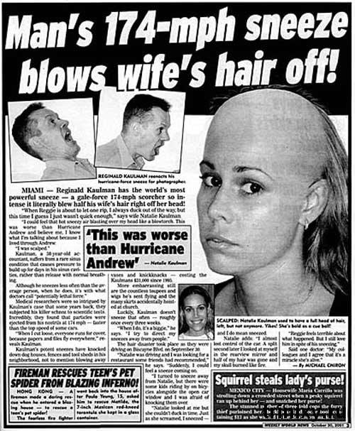 Самые дурацкие заголовки (31 фото)