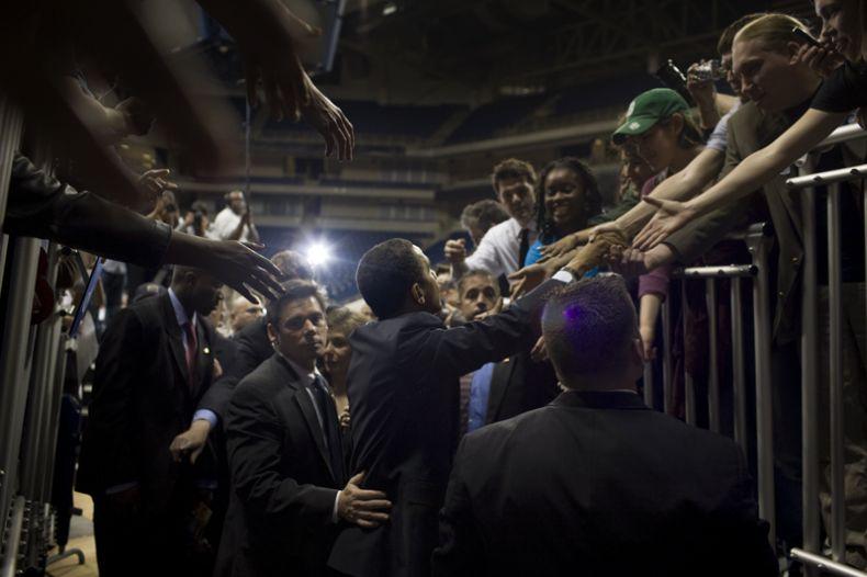 Барак Обама - будущий президент США? (26 фото)