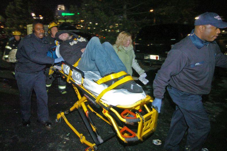 Беспорядки в Филадельфии (11 фото)