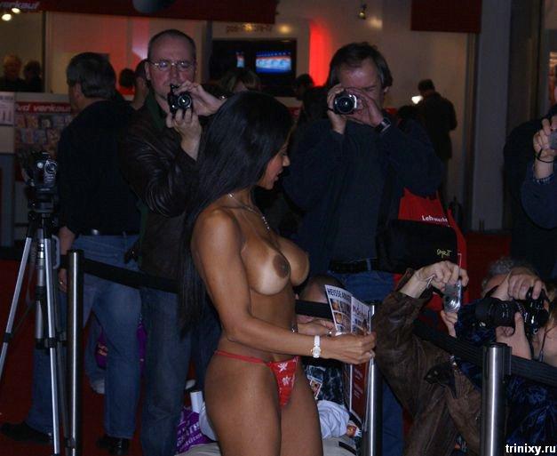 Берлинская порно-выставка Venus (37 фото) НЮ