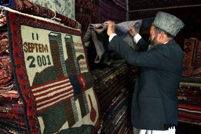 Афганские ковры (4 фото)
