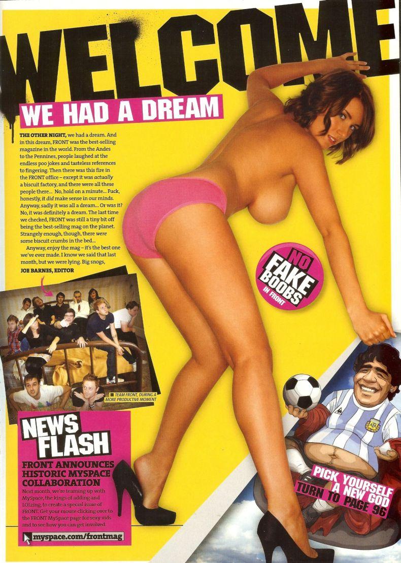 Sammy Braddy - самая красивая грудь Англии (16 фото) НЮ