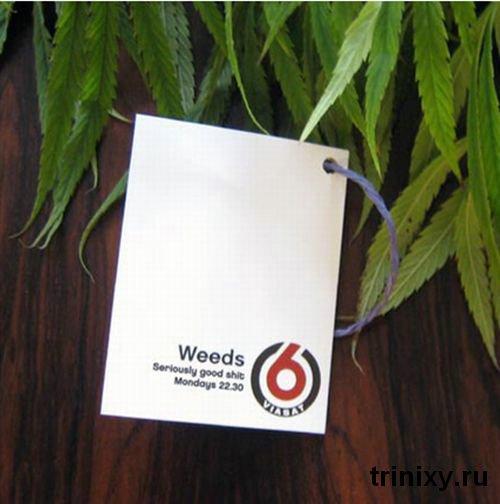 "Отличная реклама сериала ""Косяки"" (Weeds) (7 фото)"