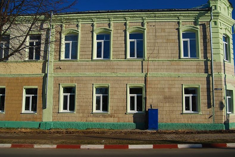 Как белорусский городок к съезду банкиров готовили (27 фото + текст)