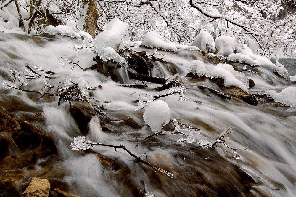 Зимние красоты Хорватии (19 фото)