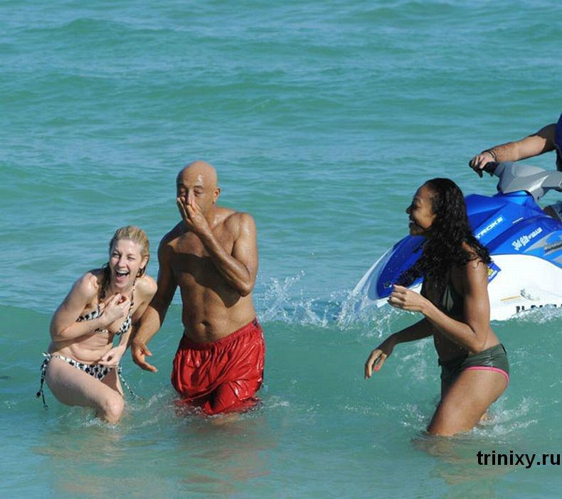 Случай на пляже (5 фото)
