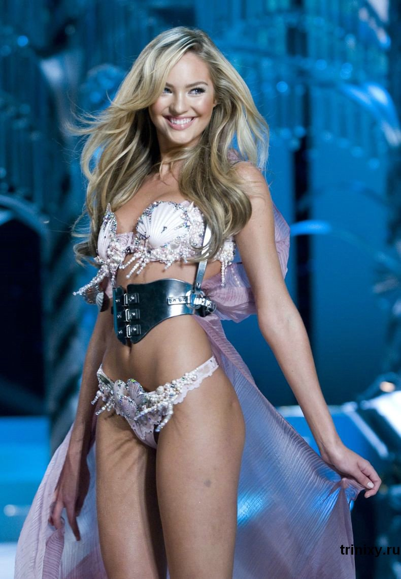 Victoria's Secret Fashion Show 2008 Часть 2 (99 фото)