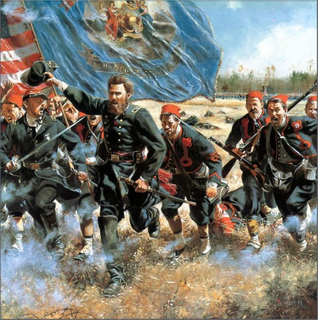 an analysis of the topic of the daylight and the issues of the american civil war