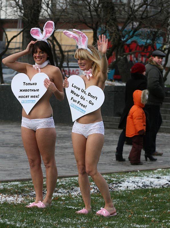 Акция протеста в Москве (9 фото)
