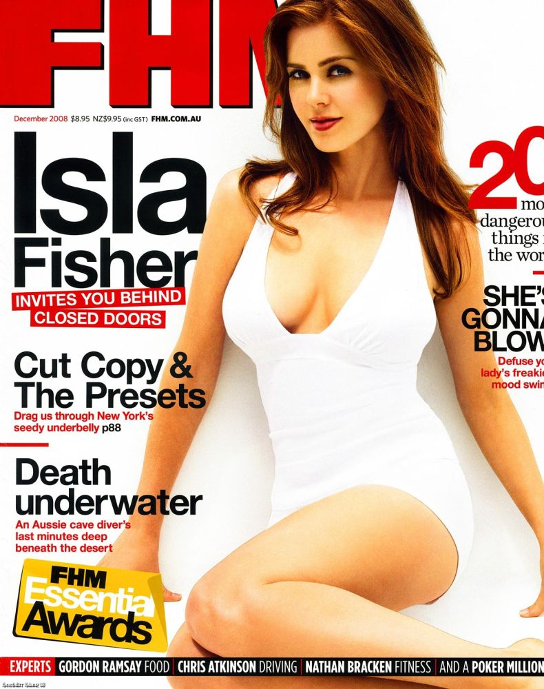 Isla Fisher (6 Фото)