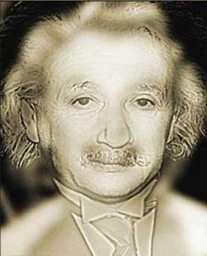 Иллюзия. Альберт Эйнштейн или Мэрилин Монро