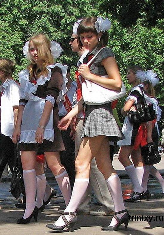 Выпускницы (76 фото)