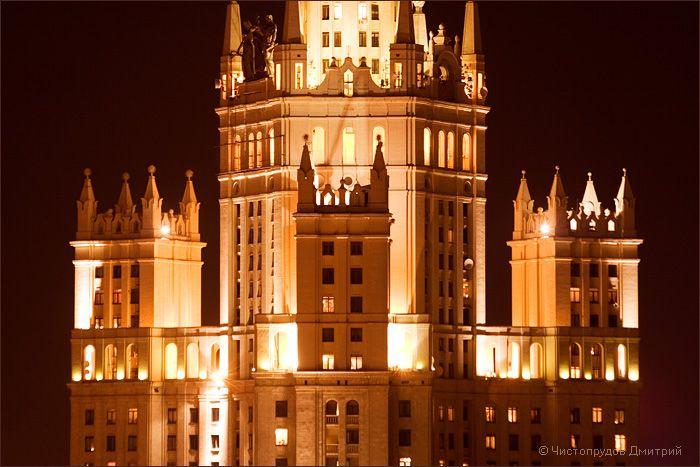 Московская ночь (81 фото)