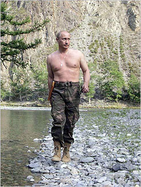 Голый медведев фото
