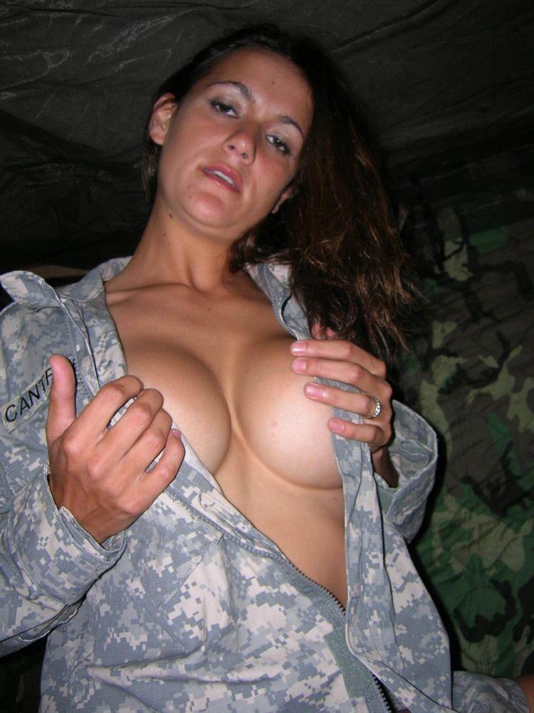 Army girlfriend nu — img 7