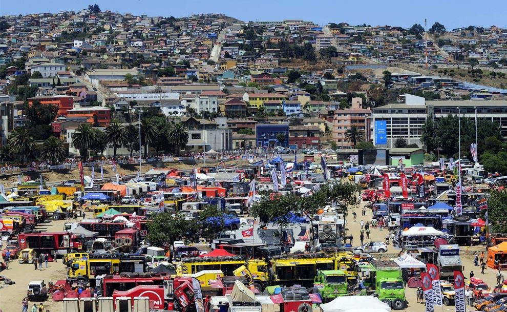Ралли Дакар Аргентина-Чили (30 фото)