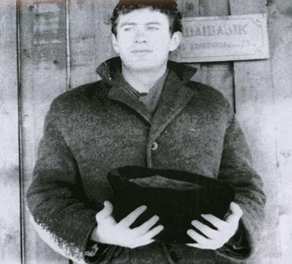 Владимир Вольфович в ранней молодости