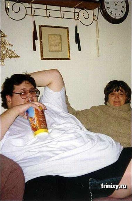 История одной диеты (13 фото)