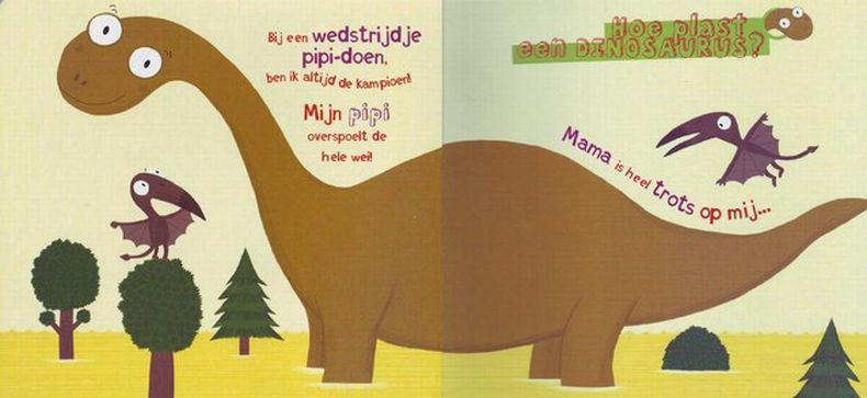 Большая пись-пись книга из Голландии.