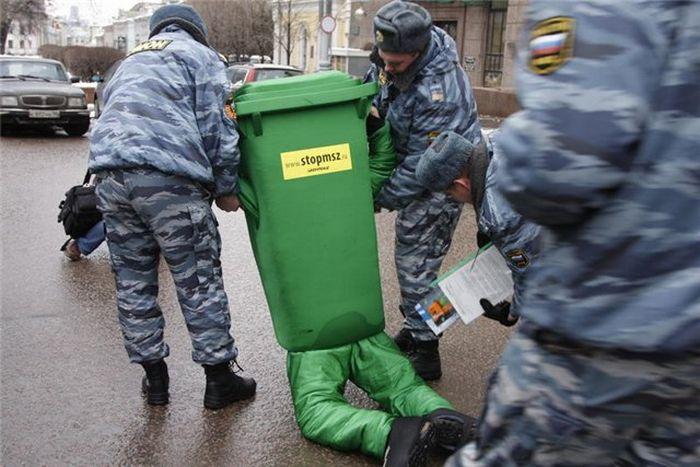 Арест года! (7 фото)