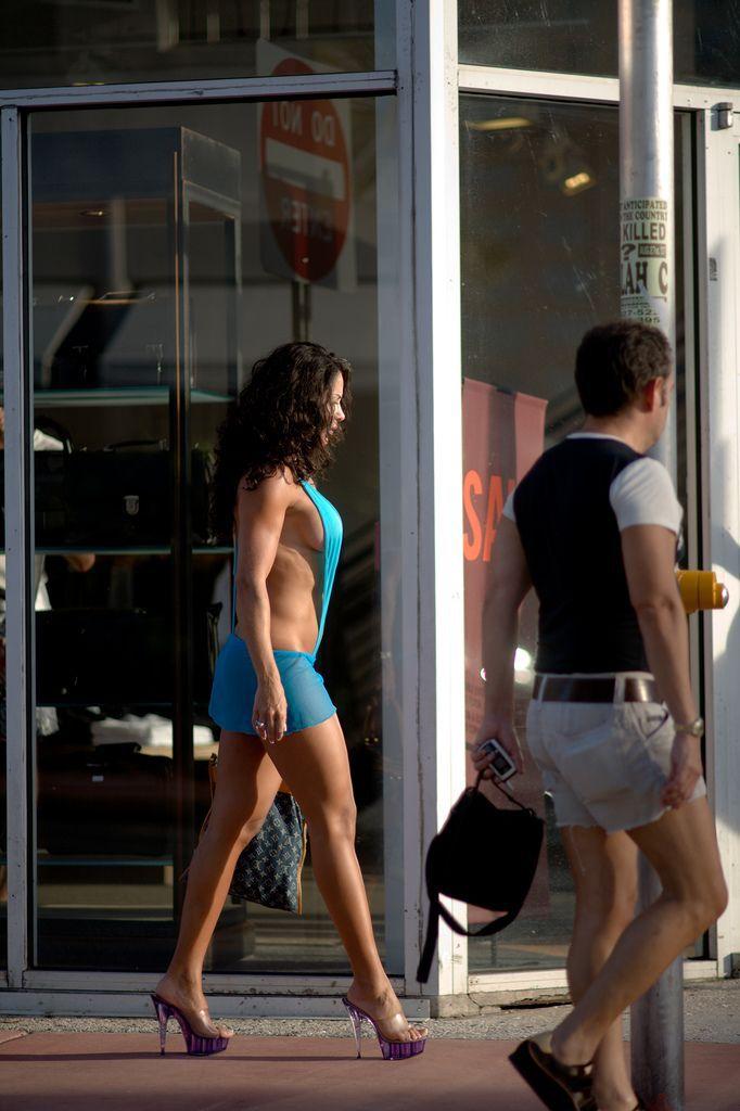 Майами - город контрастов (6 фото)