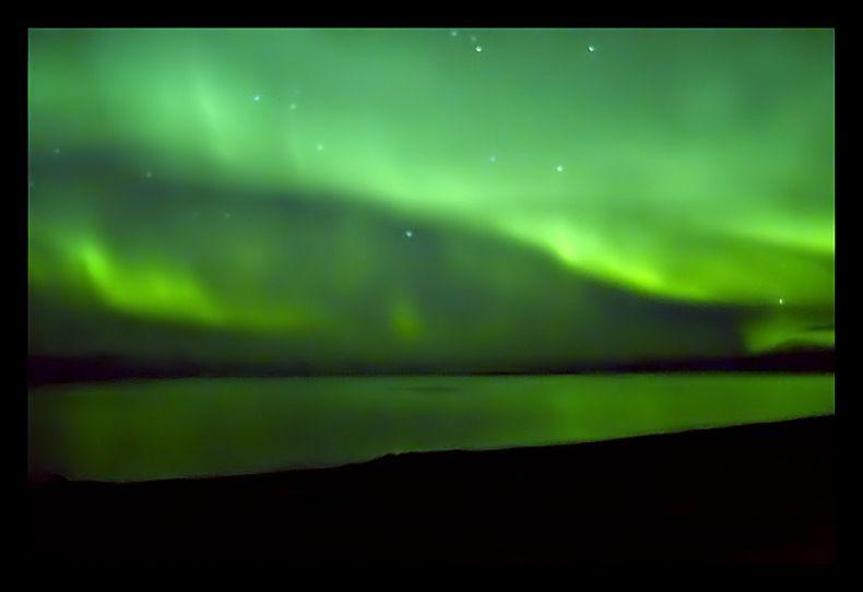 Северное сияние (9 Фото)